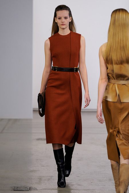 Calvin Klein Collection Pre-Fall 2013 1