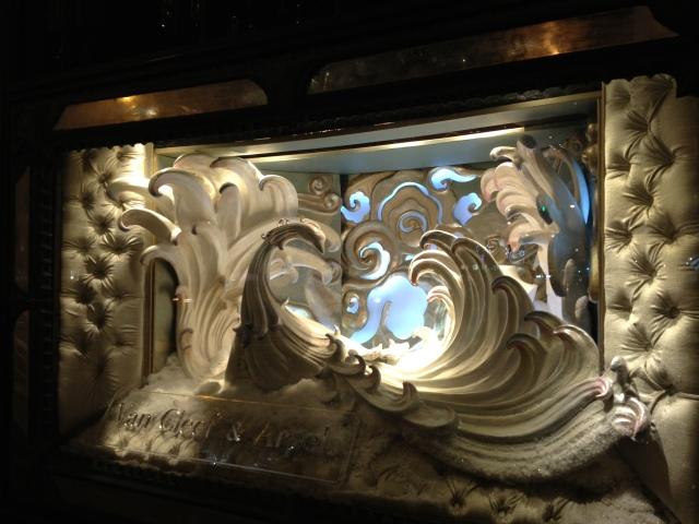 Van Cleef & Arpels window
