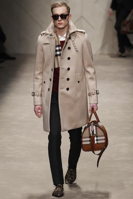 Burberry Prorsum Fall 2013 Menswear 5