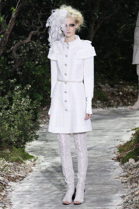 Chanel Spring 2013 Couture 2