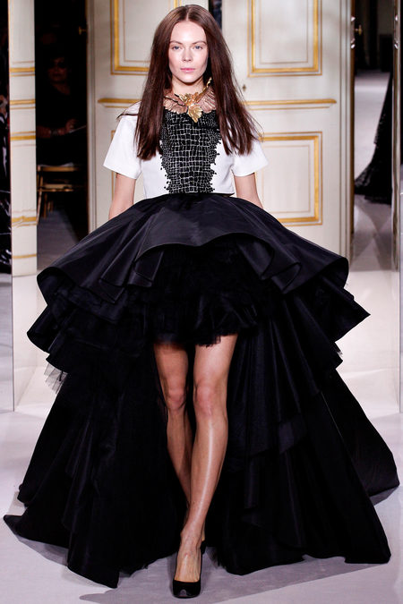 Giambattista Valli Spring 2013 Couture 1
