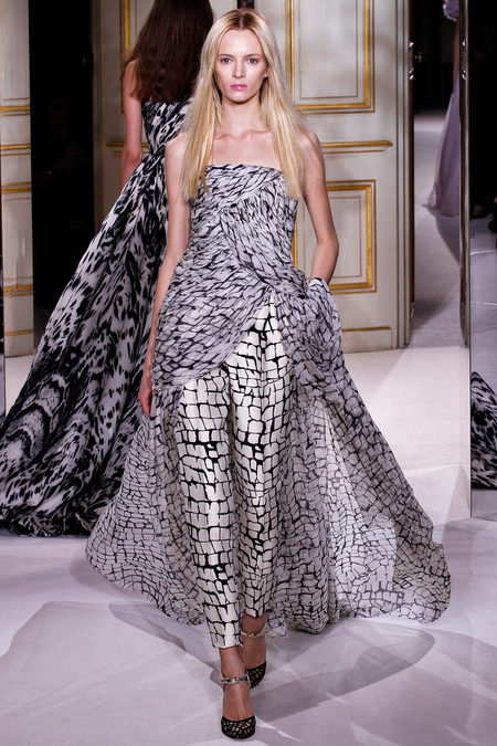 Giambattista Valli Spring 2013 Couture 4