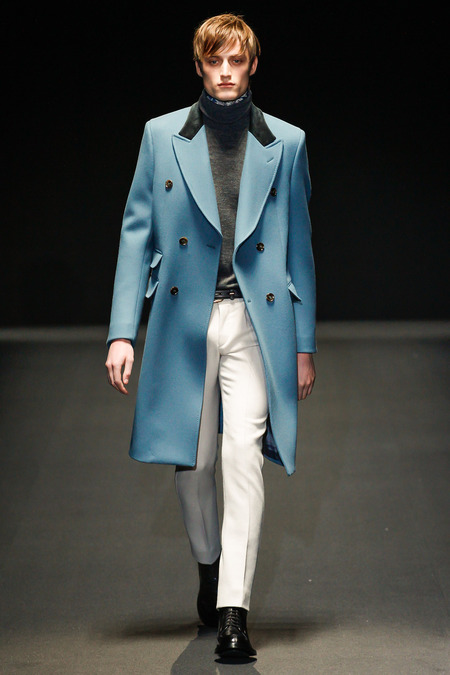 Gucci Fall 2013 Menswear Collection 1