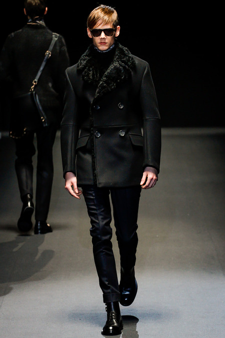Gucci Fall 2013 Menswear Collection 10