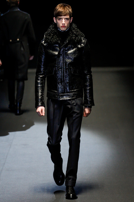 Gucci Fall 2013 Menswear Collection 11