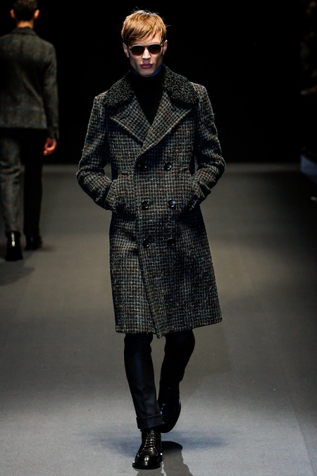 Gucci Fall 2013 Menswear Collection 12