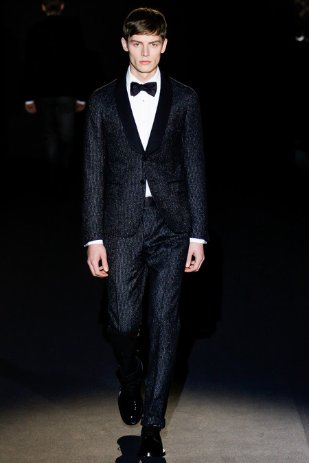 Gucci Fall 2013 Menswear Collection 14