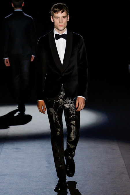 Gucci Fall 2013 Menswear Collection 15