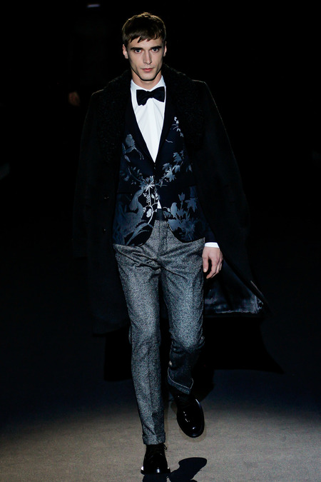 Gucci Fall 2013 Menswear Collection 16