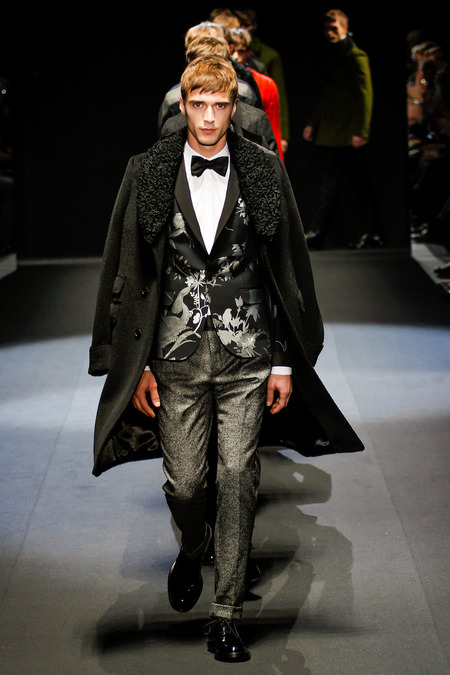 Gucci Fall 2013 Menswear Collection 17