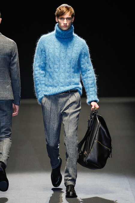 Gucci Fall 2013 Menswear Collection 2