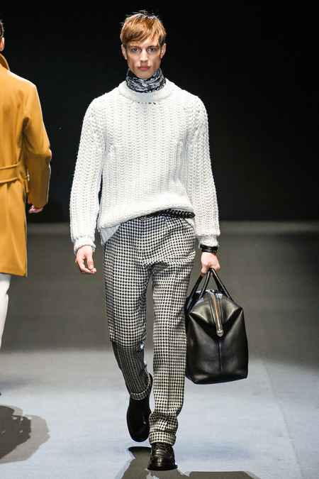 Gucci Fall 2013 Menswear Collection 4
