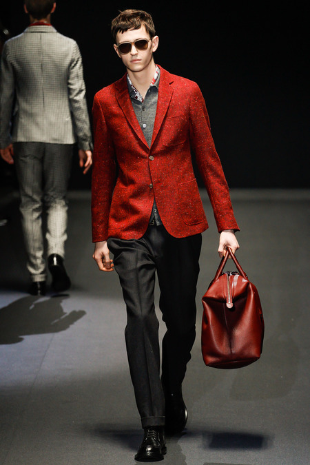 Gucci Fall 2013 Menswear Collection 6