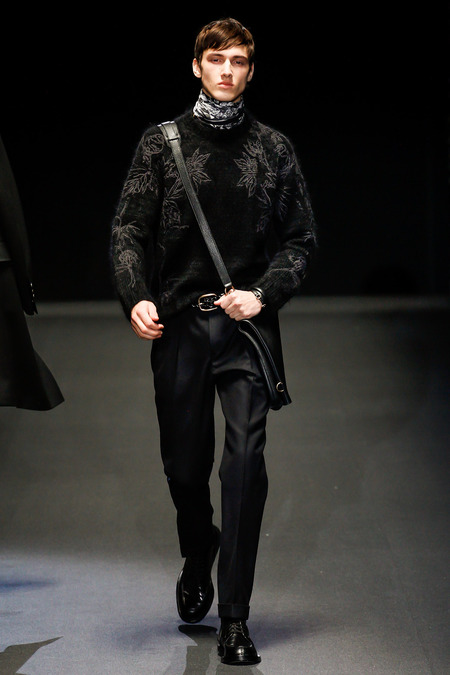 Gucci Fall 2013 Menswear Collection 9