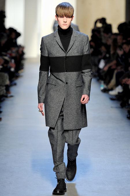 Kris Van Assche Fall 2013 Menswear 1