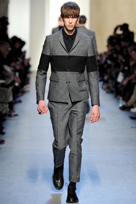 Kris Van Assche Fall 2013 Menswear 2