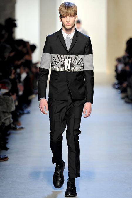 Kris Van Assche Fall 2013 Menswear 3