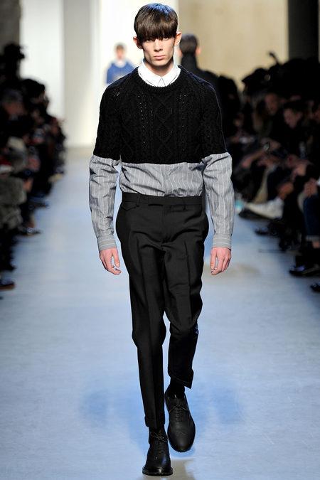 Kris Van Assche Fall 2013 Menswear 4