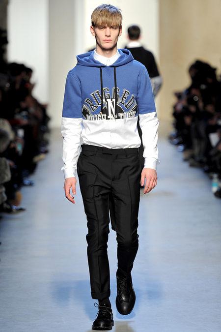 Kris Van Assche Fall 2013 Menswear 5
