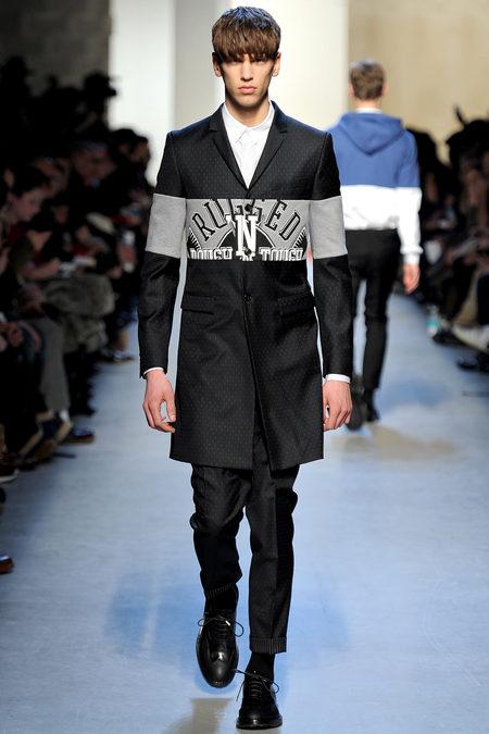 Kris Van Assche Fall 2013 Menswear 6