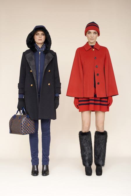 Louis Vuitton Pre-Fall 2013 14