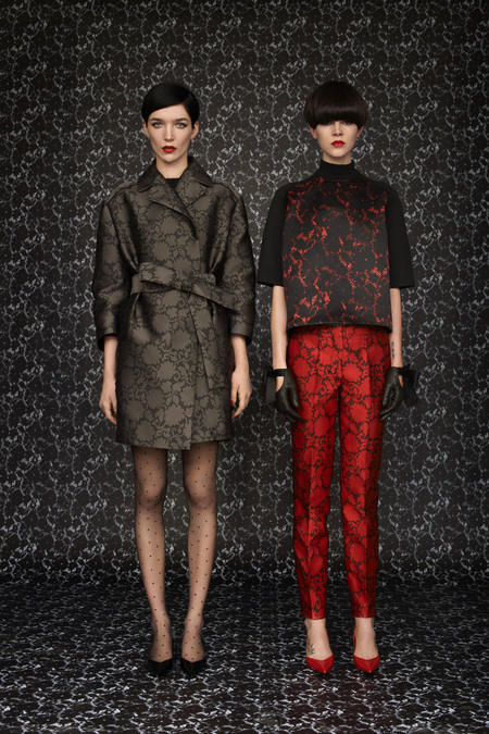 Louis Vuitton Pre-Fall 2013 3