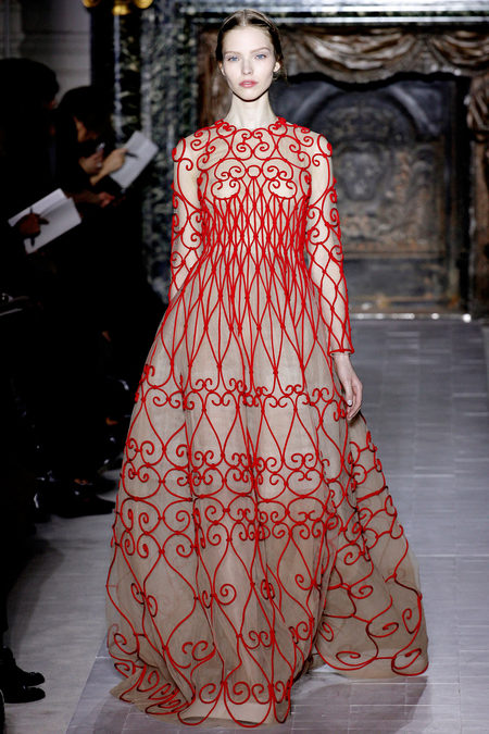 Valentino Spring 2013 Couture 1
