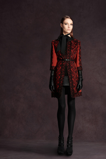 Andrew Gn Pre-Fall 2013 Collection 7