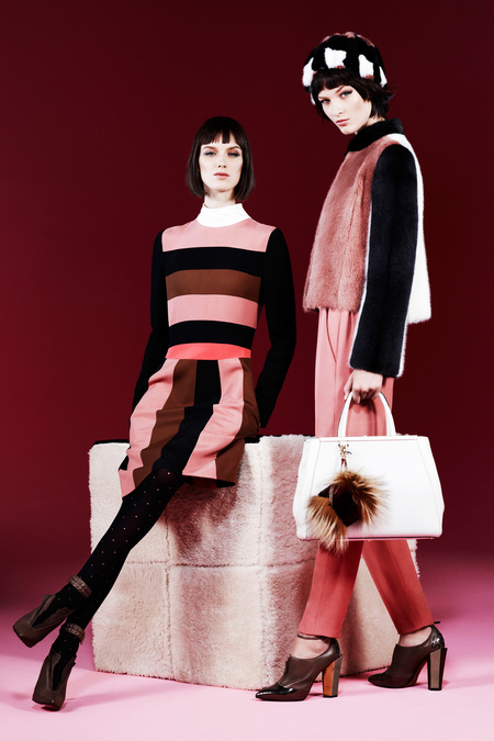 Fendi Pre-Fall 2013 Collection 1