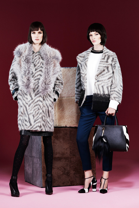 Fendi Pre-Fall 2013 Collection 10