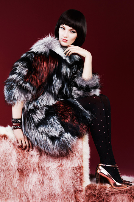 Fendi Pre-Fall 2013 Collection 12