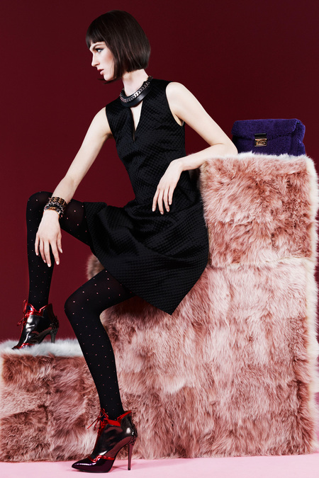 Fendi Pre-Fall 2013 Collection 14