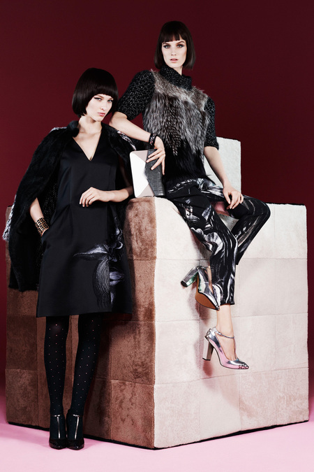 Fendi Pre-Fall 2013 Collection 16