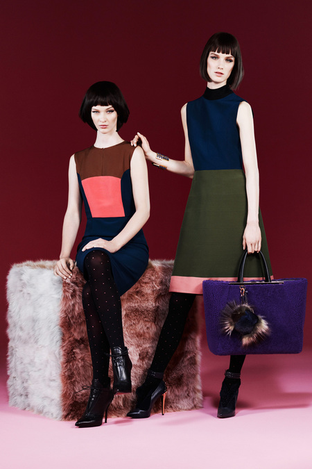 Fendi Pre-Fall 2013 Collection 2