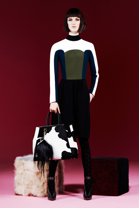 Fendi Pre-Fall 2013 Collection 3