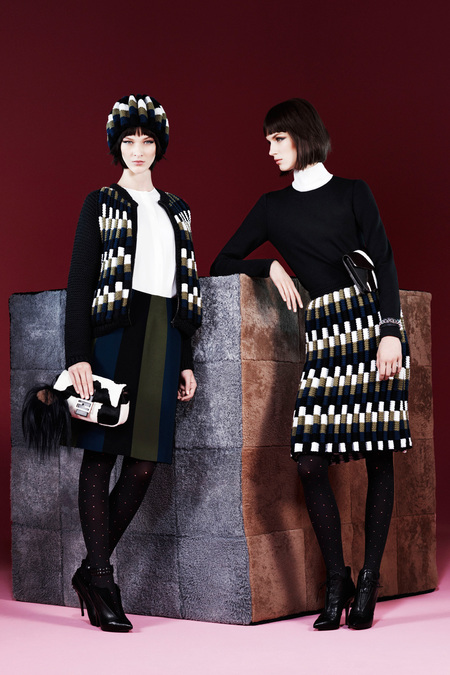Fendi Pre-Fall 2013 Collection 4