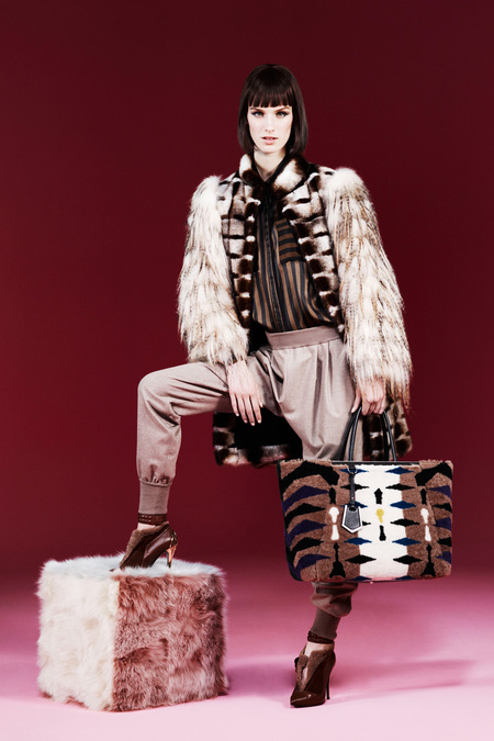 Fendi Pre-Fall 2013 Collection 5