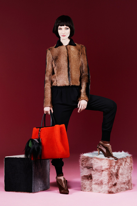 Fendi Pre-Fall 2013 Collection 7