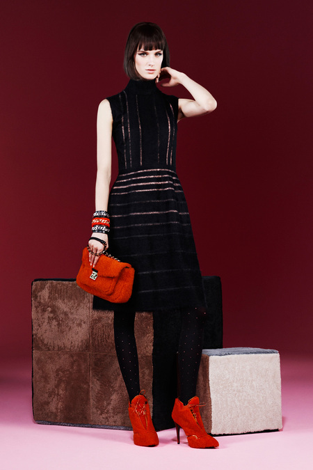Fendi Pre-Fall 2013 Collection 9
