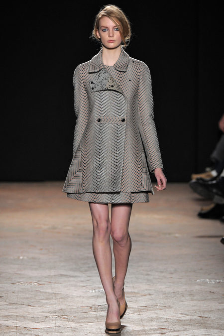 Marco de Vincenzo Fall 2013 RTW 1