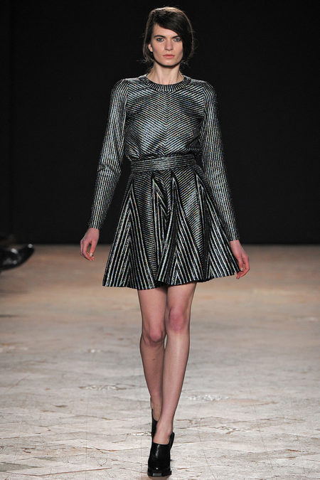 Marco de Vincenzo Fall 2013 RTW 12