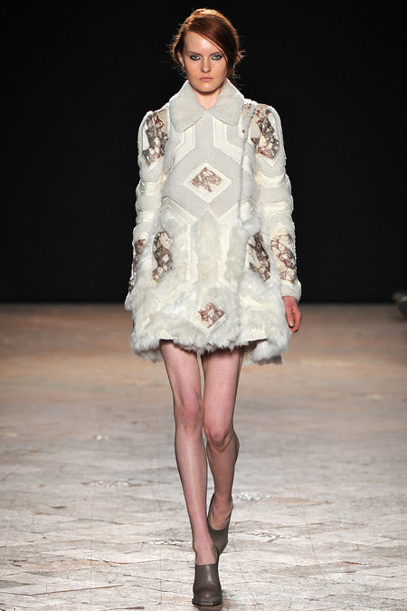 Marco de Vincenzo Fall 2013 RTW 2