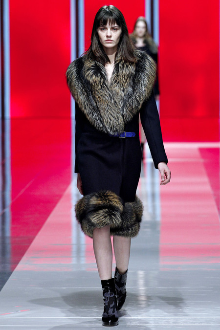 Christopher Kane Fall 2013 RTW 1
