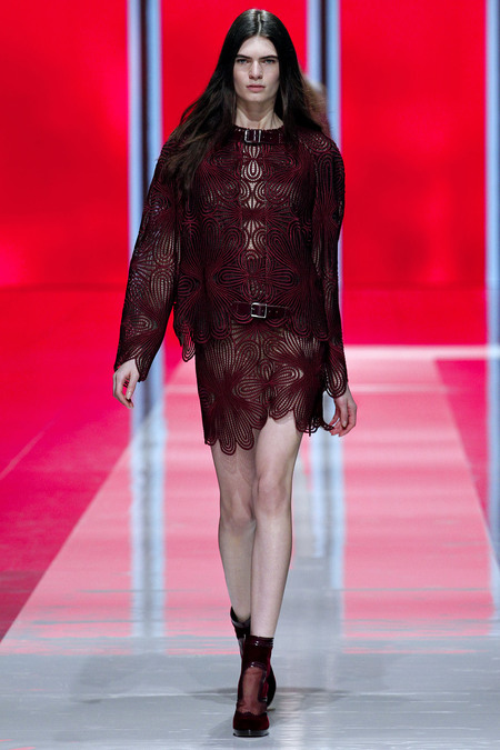 Christopher Kane Fall 2013 RTW 6
