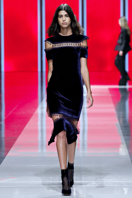Christopher Kane Fall 2013 RTW 8
