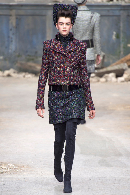 Chanel Fall 2013 Couture 15