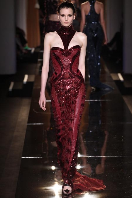 Atelier Versace Fall 2013 Couture 22