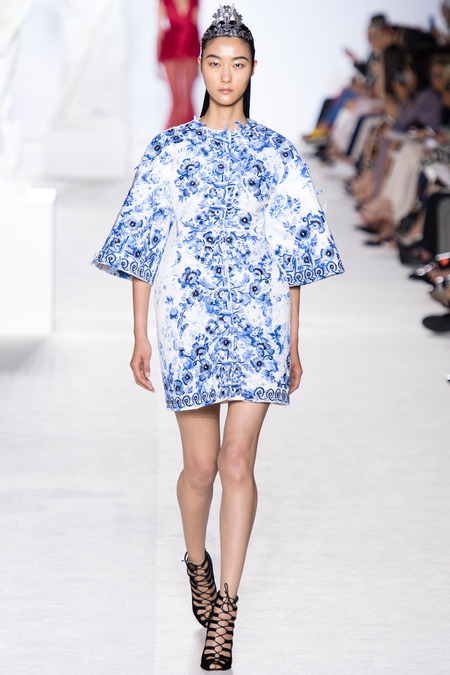 Giambattista Valli Fall 2013 Couture 12