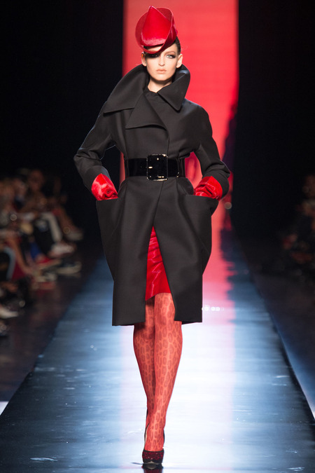 Jean Paul Gaultier Fall 2013 10
