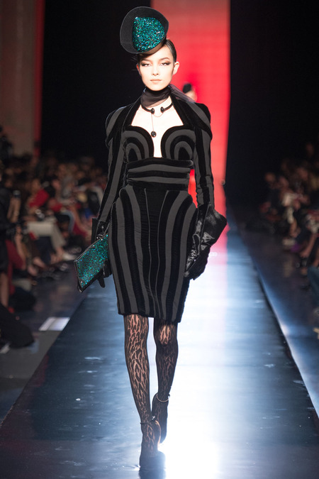 Jean Paul Gaultier Fall 2013 11